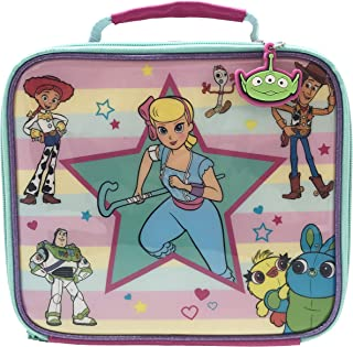 Disney Toy Story 106 1538 Bo Peep Lunch Bag, Multi