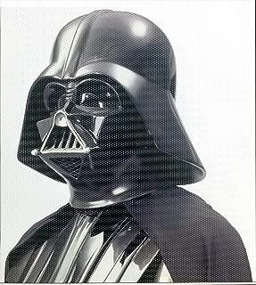 Star Wars Darth Vader Passenger Series Perforated PVC Window Decal