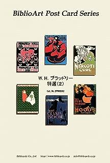 BiblioArt Post Card Series W. H.ブラッドリー 特選(2) 6枚セット(解説付き)