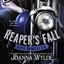 Reaper's Fall: Reapers Motorcycle Club, Book 5
