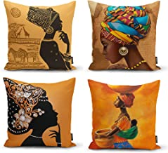 Amazon Com African Pillow