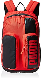 Puma Deck Backpack Ii High Risk Red red Bag For Unisex, Size One Size