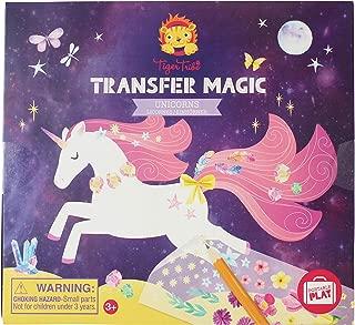 Tiger Tribe Transfer Magic - Unicorn