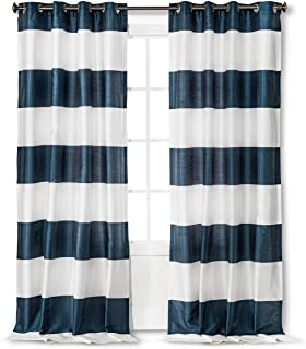 Best bold curtain panel threshold Reviews