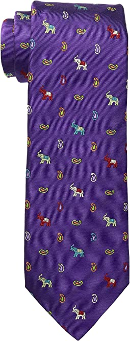 Etro - Elephant Tie