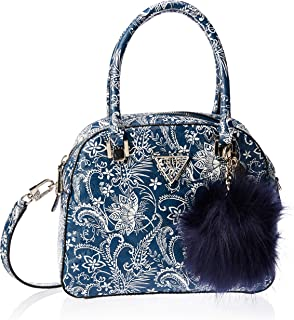 GUESS Women's Satchel Handbag, Paisley - PG747905
