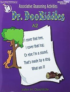 Dr. DooRiddles A2 (Grades Prek-2)