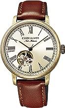 [シチズン] 腕時計 クラブ・ラ・メール 機械式腕時計 35th Anniversary Limited model 経年変化を愉しむ時計 シースルーバック BJ7-077-32 レディース ブラウン
