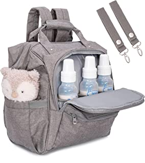 LoveLi-Bi Diaper Bag Backpack Baby travel bags.