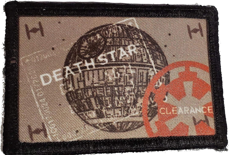 Star Popularity Wars Death Passport Stamp 2x3