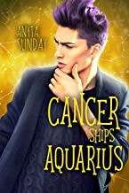 Cancer Ships Aquarius (Signs of Love Book 5) (English Edition)