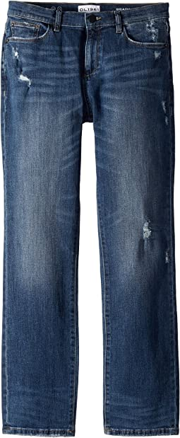 DL1961 Kids Brady Slim Jeans in Satellite (Big Kids)