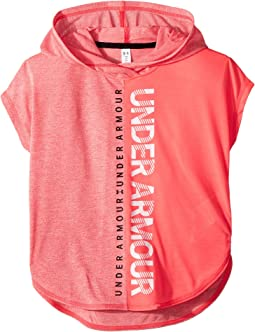 Under Armour Kids - Threadborne Short Sleeve Hoodie (Big Kids)