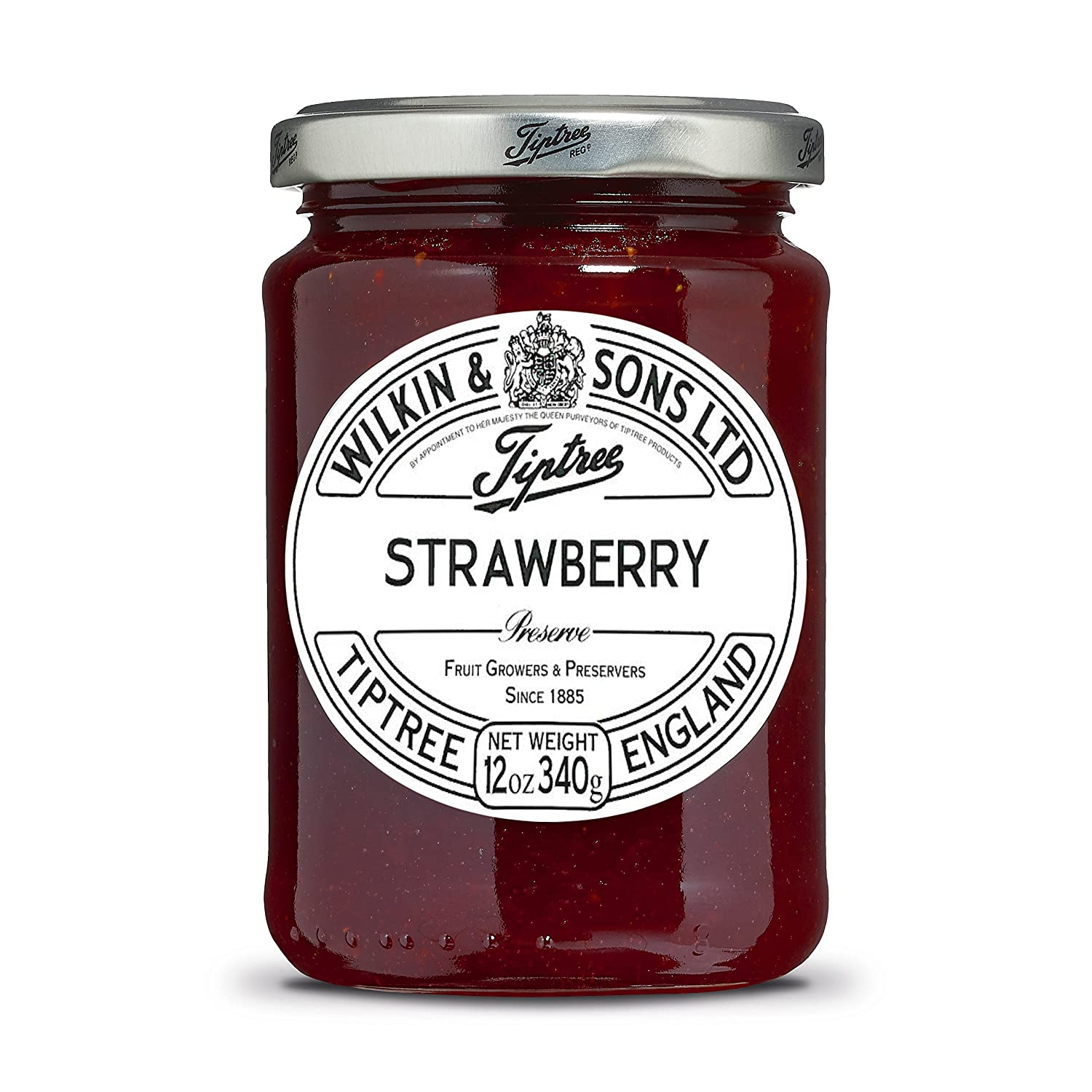 Tiptree Strawberry Preserve Max 48% OFF 12 Ounce of Super-cheap 6 Pack Jars