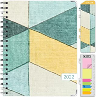 """$22 » HARDCOVER 2022 Planner: (November 2021 Through December 2022) 8.5""""x11"""" Daily Weekly Monthly Planner Yearly Agenda. Bookmar..."""