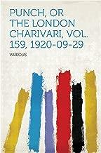 Punch, or the London Charivari, Vol. 159, 1920-09-29