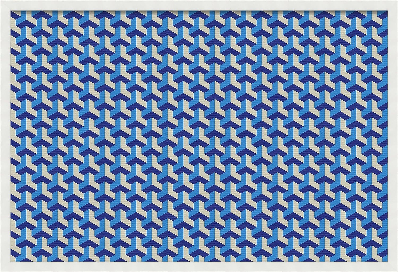 PinPix pin Cork Bulletin Board trust Made Beige from BAUS OFFicial store Blue Canvas