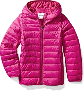 Best girls puffer jacket with fur hood Reviews