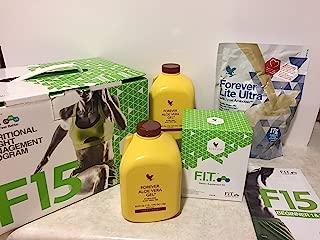 New Forever F15 FIT Nutritional Weight Management Program - Beginner 1&2 - Vanilla