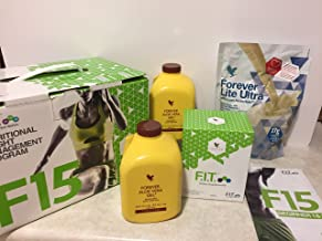 New Forever F15 FIT Nutritional Weight Management Program - Beginner 1&2 - Vanilla