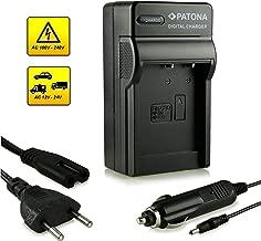 Adaptador de CA de alimentación cargador para Casio Exilim ex-zr10//ex-zr100