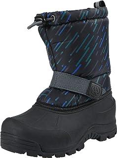 Northside Boys Frosty Boots Dark Gray 10 M US Toddler