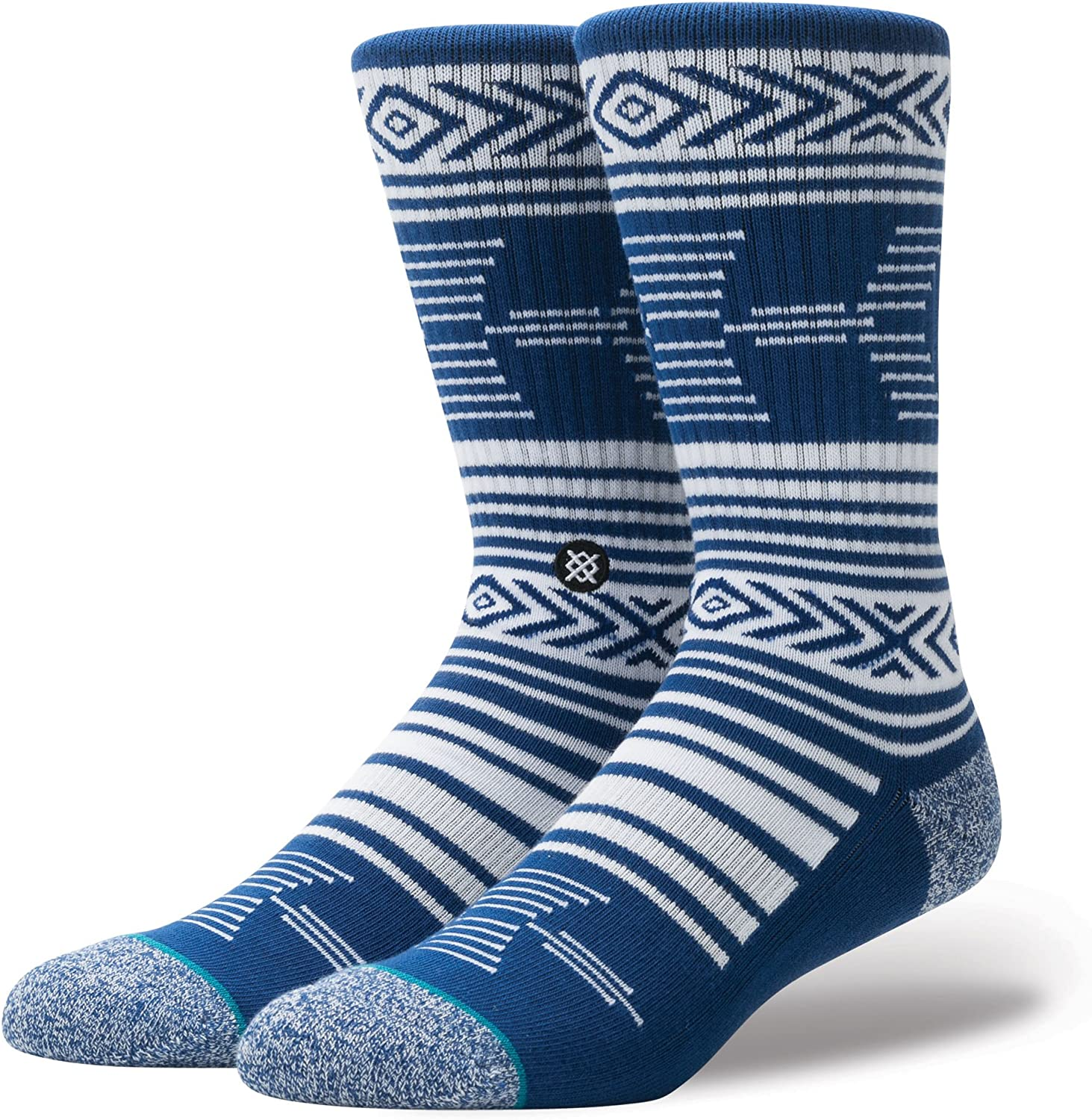Stance MAZED BYU Navy  Accessories  Socks