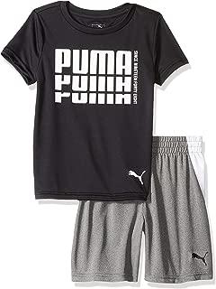 Little Boys' T-Shirt & Short Set
