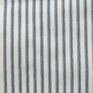 Magnolia Home Fashions Ocean Berlin Ticking Stripe