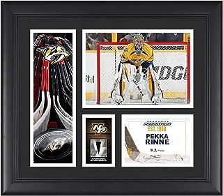 Pekka Rinne Nashville Predators Framed 15