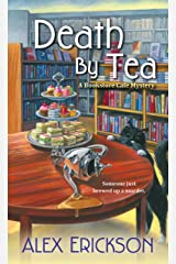 Death by Tea (A Bookstore Cafe Mystery Book 2) Kindle Edition