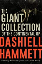 dashiell hammett books in order
