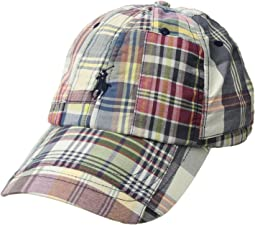 Polo Ralph Lauren Madras Classic Sport Cap