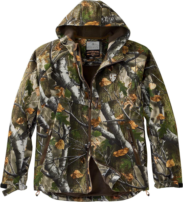 Legendary Whitetails Men's Huntguard Softshell Jacket