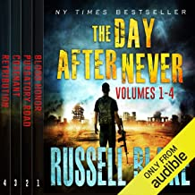 The Day After Never Bundle (First 4 Novels)