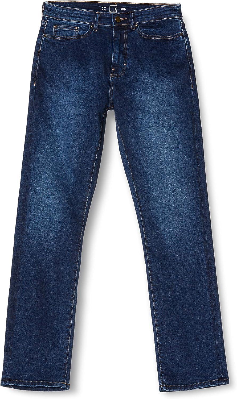 Amazon Brand - Meraki Men's Stretch Straight Fit Jeans