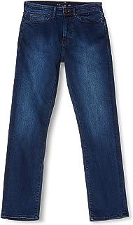 MERAKI Men's Stretch Straight Jeans