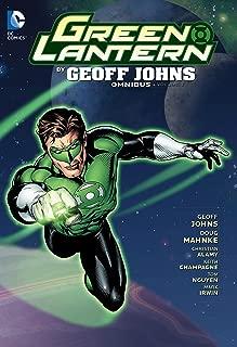 Green Lantern by Geoff Johns Omnibus Vol. 3
