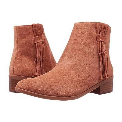 Bella-Vita Fern (Camel Suede Leather) Women