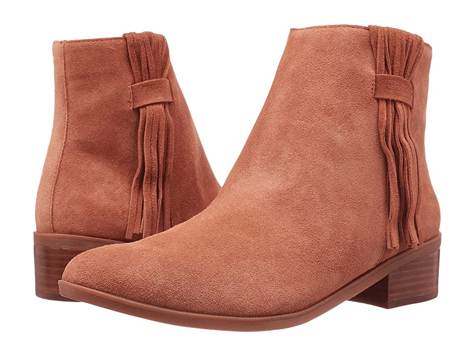 Bella-Vita Fern (Camel Suede Leather) Women