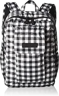 JuJuBe MiniBe Small Backpack, Onyx Collection - Gingham Style