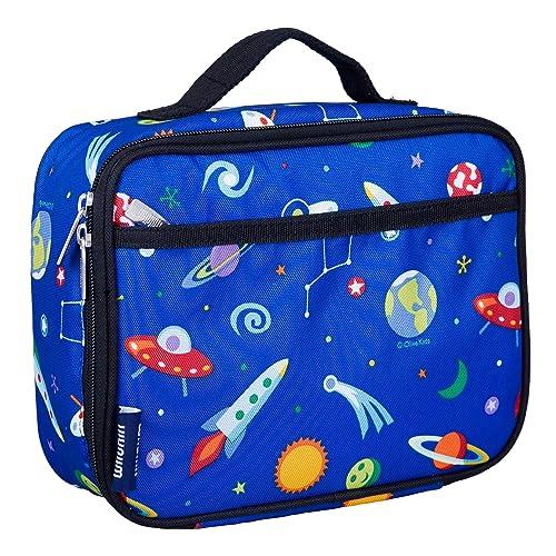b5708cb006 Wildkin Kids Space Lunch Box, Multi-Colour