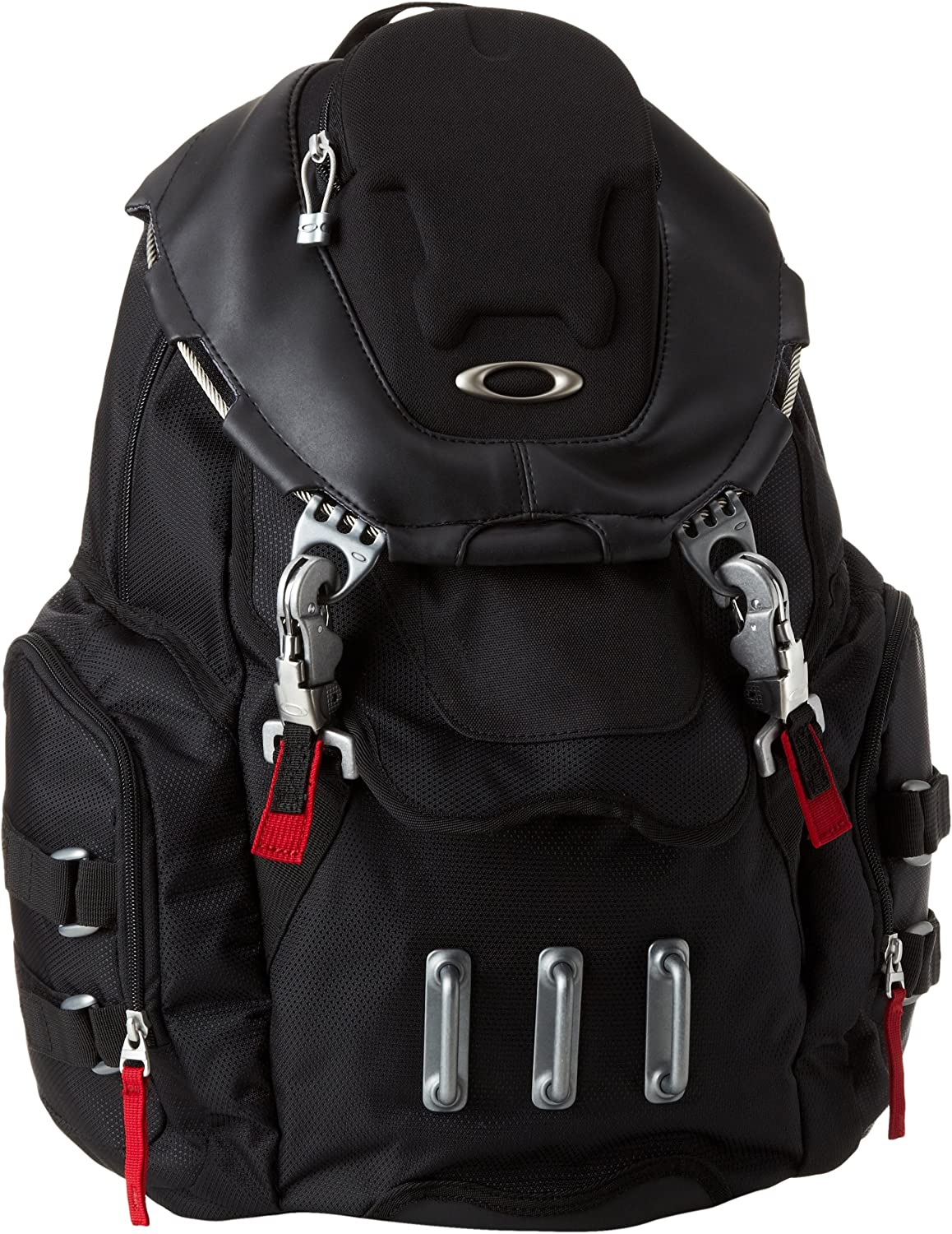 Oakley Men S Bathroom Sink Backpack Black One Size Amazon Ca Clothing Shoes Accessories