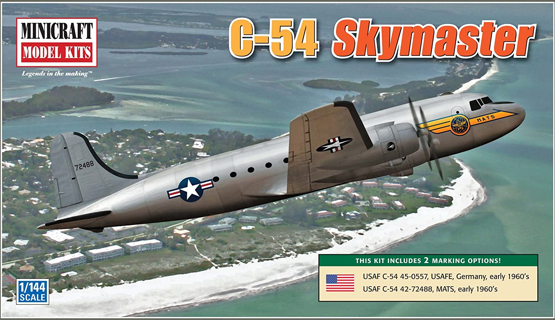 Minicraft 14614 Modellbausatz C-54 Skymaster