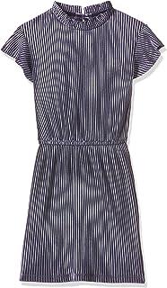Tommy Hilfiger Girl's Velvet Plisse Dresses