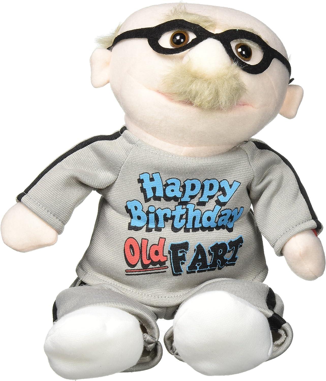 Chantilly Lane 9  Old Fart Sing Happy Birthday Plush