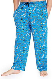 Looney Tunes Mens Lounge Pants, Space Jam Mens Pjs, Birthday Gifts for Him