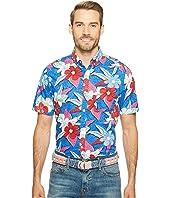 Vineyard Vines - Short Sleeve Beach Floral Murray Shirt
