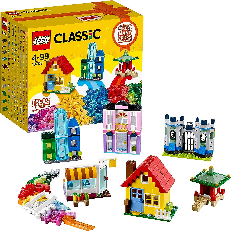 LEGO Classic 10703 - Kreativ-Bauset Gebäude, Baukästen B01J41M9WC  Billig ideal | Attraktives Aussehen