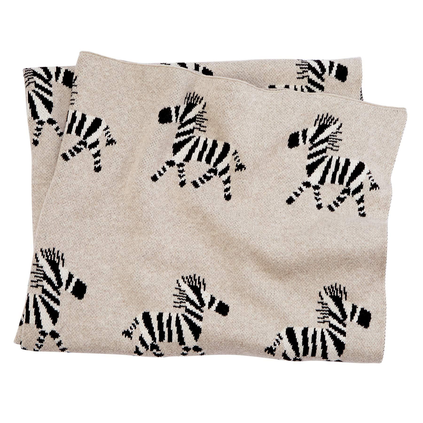 Knit Zebra Stripe Pattern - 1000 Free Patterns